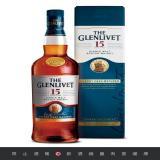 15 年雪莉桶單一麥芽蘇格蘭威士忌格蘭利威