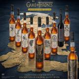 冰與火之歌:權力遊戲》全球限量系列酒款  8+1瓶