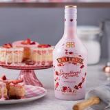 貝禮詩草莓奶酒